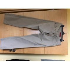Pantalon large Pierre Cardin  pas cher
