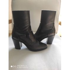 Bottines & low boots à talons Buffalo  pas cher