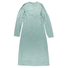 Robe longue Acne  pas cher