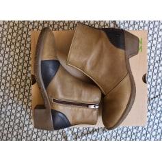 Bottines & low boots à talons El Naturalista  pas cher