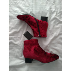 High Heel Ankle Boots Mango