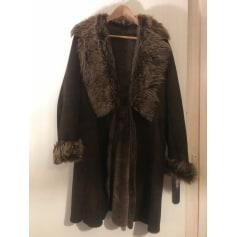 Manteau en fourrure Peau d'Ane  pas cher