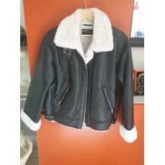 Manteau en fourrure Pull & Bear  pas cher