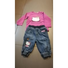 Pants Set, Outfit Hello Kitty