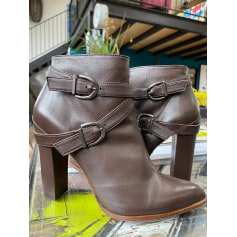 High Heel Ankle Boots Pura Lopez