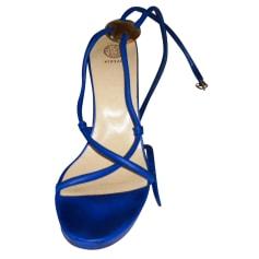 Heeled Sandals Versace