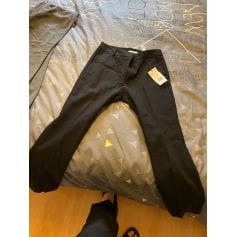 Pantalon droit Stradivarius  pas cher