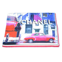 Châle Chanel  pas cher