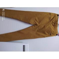 Pantalon slim Bonobo  pas cher