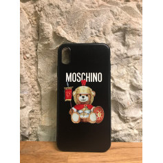 Etui iPhone  Moschino  pas cher