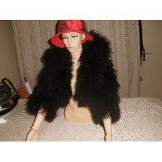 Blouson, veste en fourrure Sonia Rykiel  pas cher