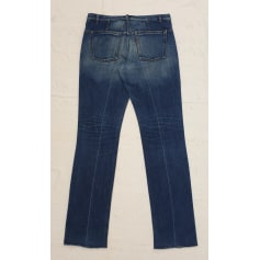 Straight Leg Jeans Yves Saint Laurent