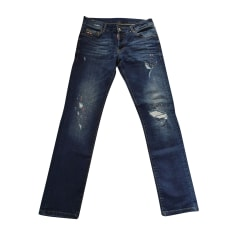 Straight Leg Jeans Dsquared2