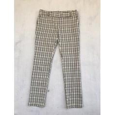 Pantalone dritto Burberry