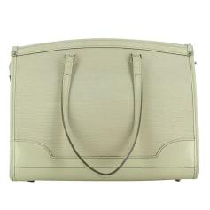 Lederhandtasche Louis Vuitton