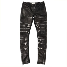 Pantalon slim Saint Laurent  pas cher