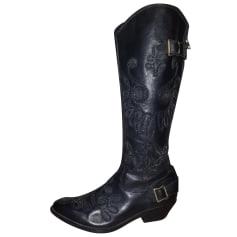 Western- & Cowboystiefel Ash