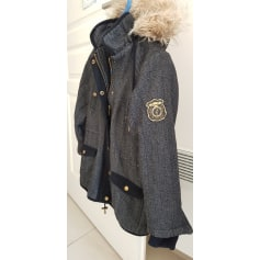 Manteau Little Karl Marc John  pas cher