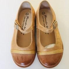 Chaussures à boucle Manuela de Juan  pas cher