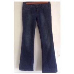 Jeans évasé, boot-cut Springfield  pas cher