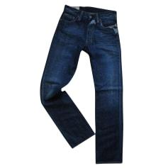 Straight Leg Jeans Japan Rags