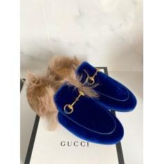 Mules Gucci  pas cher