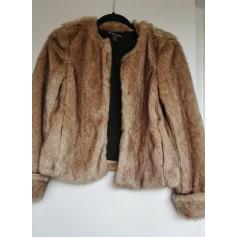 Blouson, veste en fourrure Zara  pas cher