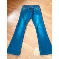 Jeans évasé, boot-cut Mim  pas cher