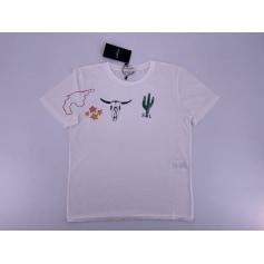 Top, tee-shirt Yves Saint Laurent  pas cher
