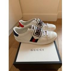 Baskets Gucci Ace pas cher