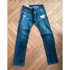 Straight Leg Jeans Abercrombie & Fitch