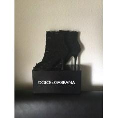 High Heel Ankle Boots Dolce & Gabbana