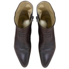 Bottines & low boots à talons Free Lance  pas cher