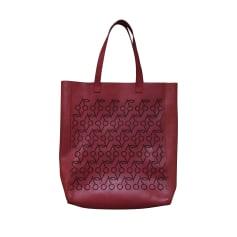 Leather Handbag Bonpoint