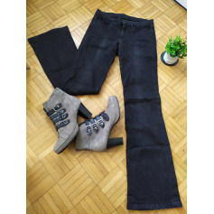 Jeans évasé, boot-cut Naf Naf  pas cher