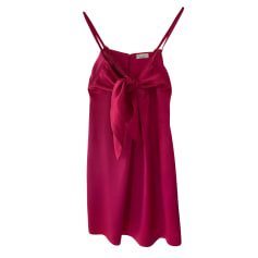 Robe courte Pinko  pas cher