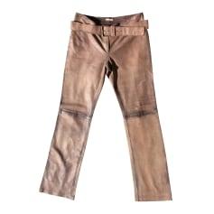 Pantalon évasé Miu Miu  pas cher