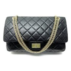 Sac à main en cuir Chanel 2.55 pas cher