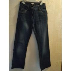 Jeans droit Dynam Jeans  pas cher