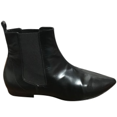 Bottines & low boots plates Isabel Marant  pas cher