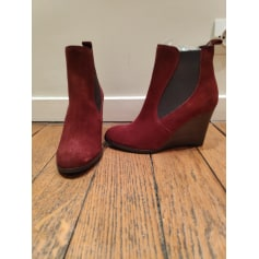 Wedge Ankle Boots San Marina