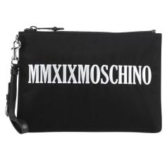 Sac à main en tissu Moschino  pas cher