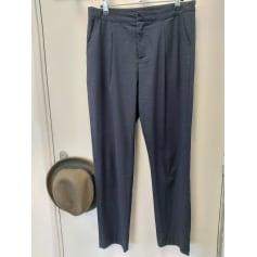 Pantalon droit Suncoo  pas cher