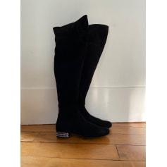 Overknee-Stiefel Saint Laurent