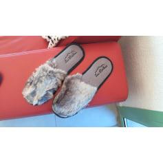 Chaussons & pantoufles Les Roches  pas cher