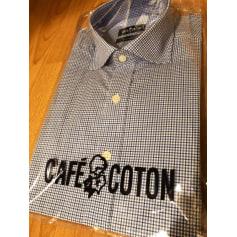 Hemd Café Coton