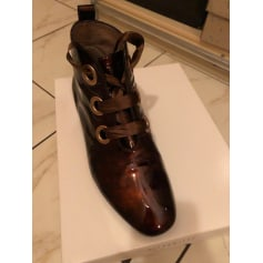 Santiags, bottines, low boots cowboy Hispanitas  pas cher