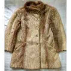 Manteau en fourrure Louis Féraud  pas cher