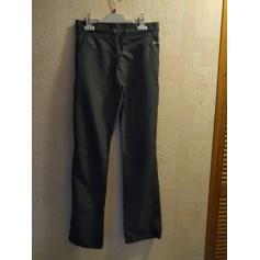 Pantalon droit Athl//  pas cher