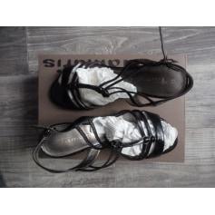 Sandales à talons Tamaris  pas cher
